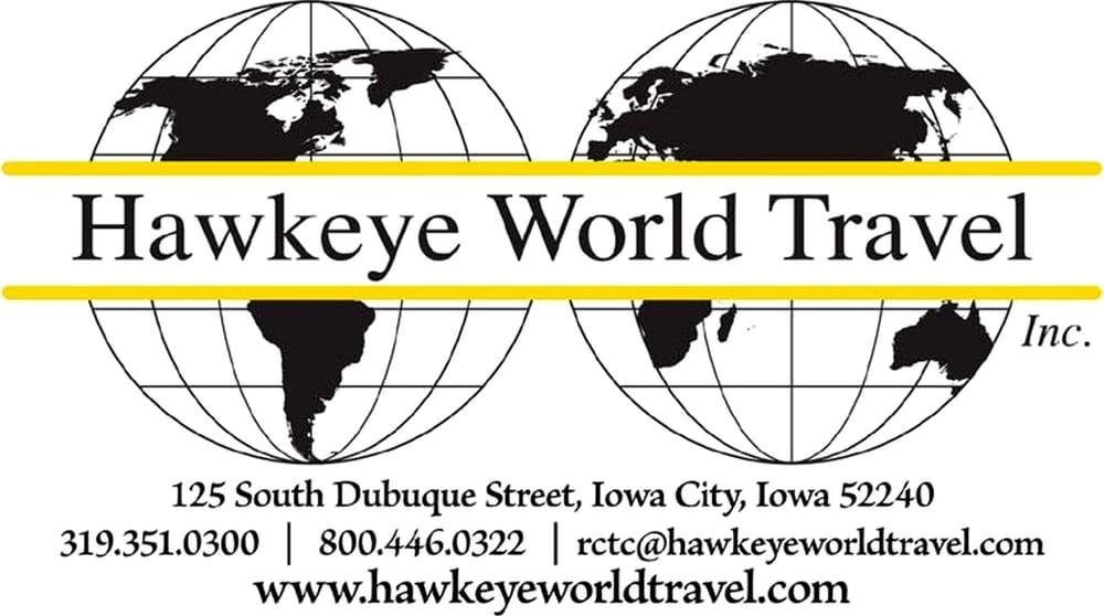 Hawkeye World Travel: 125 S Dubuque St, Iowa City, IA