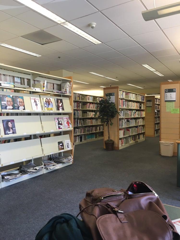 Los Angeles Public Library - Pio Pico Koreatown Branch