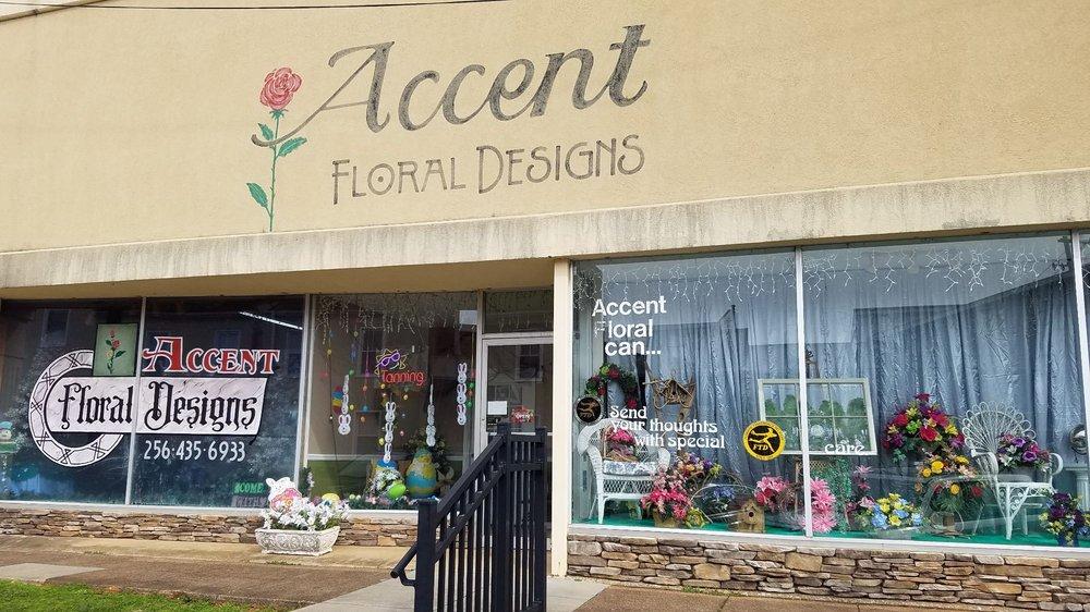 Accent Floral Designs: 112 Clinton St SE, Jacksonville, AL