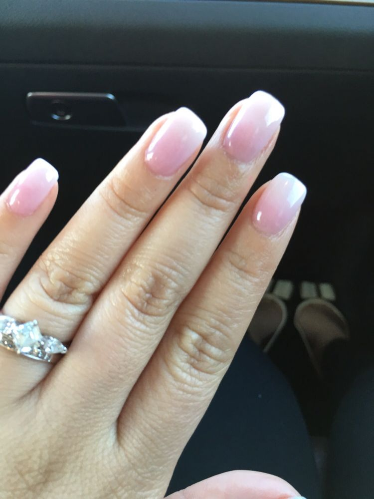 Nexgen nails by Diane. My nails look GREAT!!! I\'m so happy, this is ...