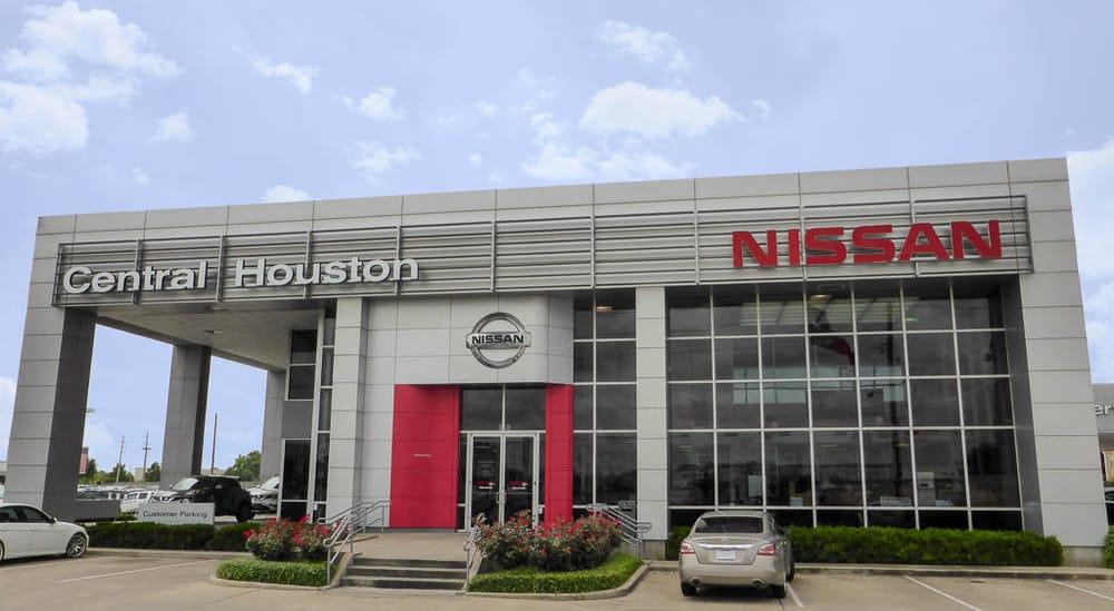Central Houston Nissan 14 Photos 43 Reviews Auto