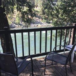 Bindlestiff s riverside cabins cerrado 10 fotos casa for Bindlestiff s riverside cabins leavenworth wa
