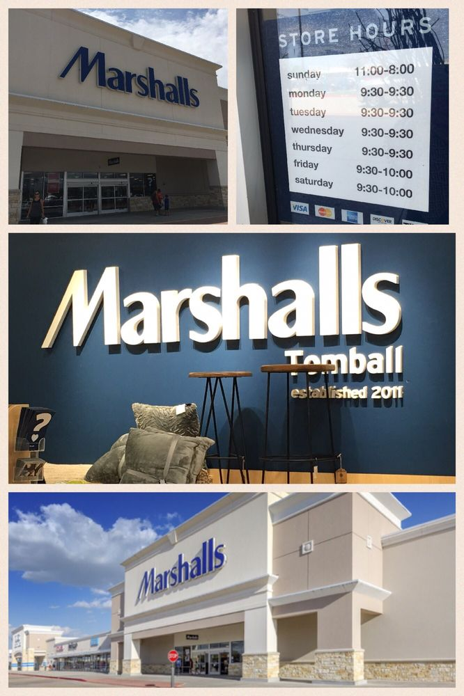 Marshalls: 14367 Farm To Market 2920, Tomball, TX