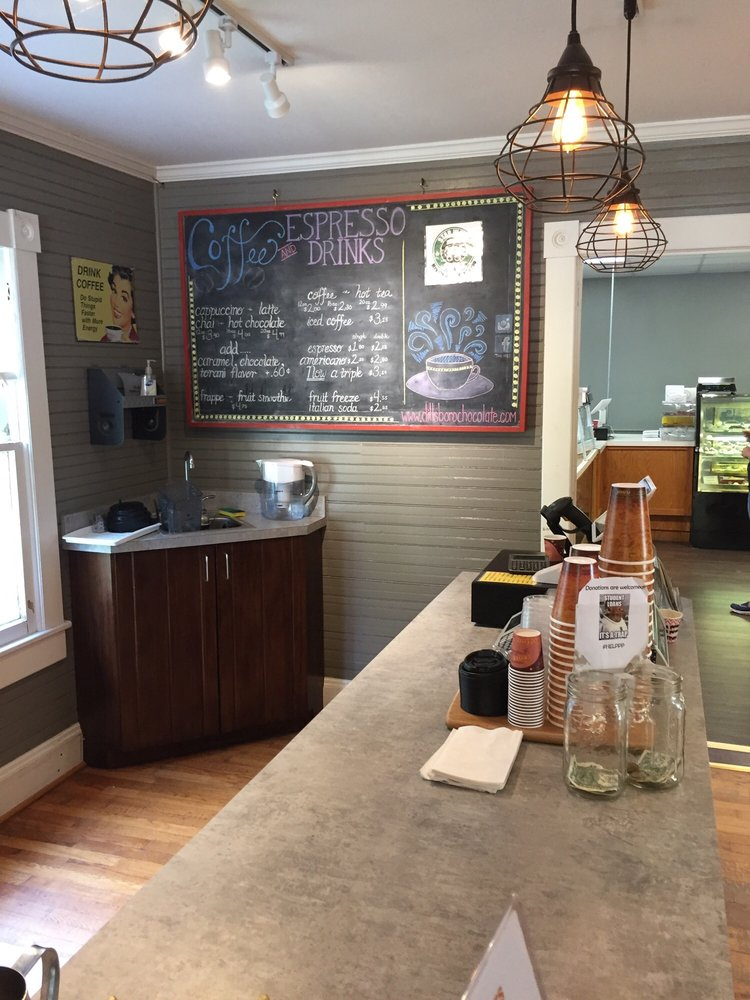 Social Spots from Dillsboro Chocolate Factory