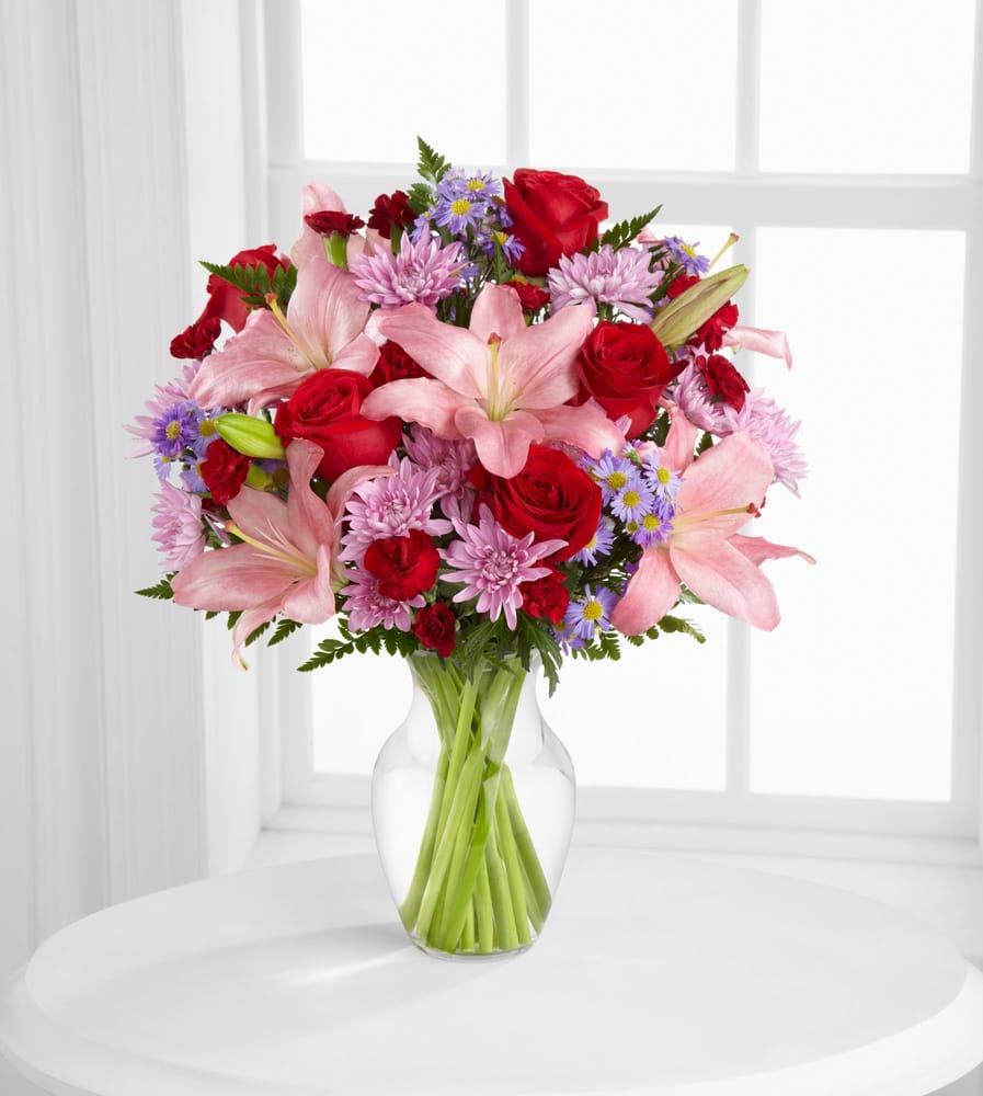 K.K.J & A Flowers: 5331 S 8 Mile Rd, Auburn, MI