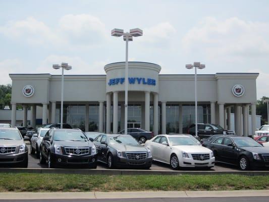 Jeff Wyler Fairfield Cadillac Kia Nissan 5815 Dixie Hwy Fairfield, OH Auto  Dealers   MapQuest