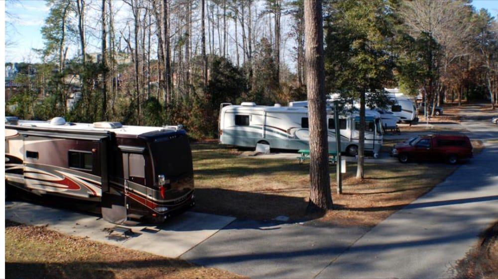 Little Creek JEB Campground