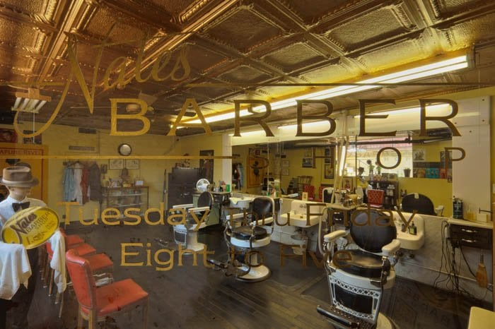 Nate's Barber Shop: 222 S Minnesota Ave, St Peter, MN
