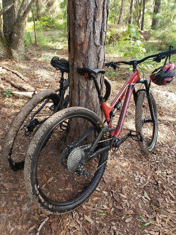 Graham Swamp Mountain Bike Trail: 5135 Colbert Ln, Palm Coast, FL