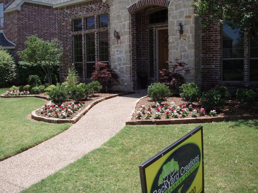 Backyard Creations, LLC - Gardeners - Carrollton, TX - Yelp