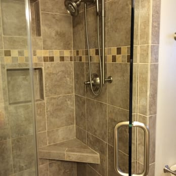 Glasswork by design 56 photos 11 reviews glaziers for Solid glass shower doors