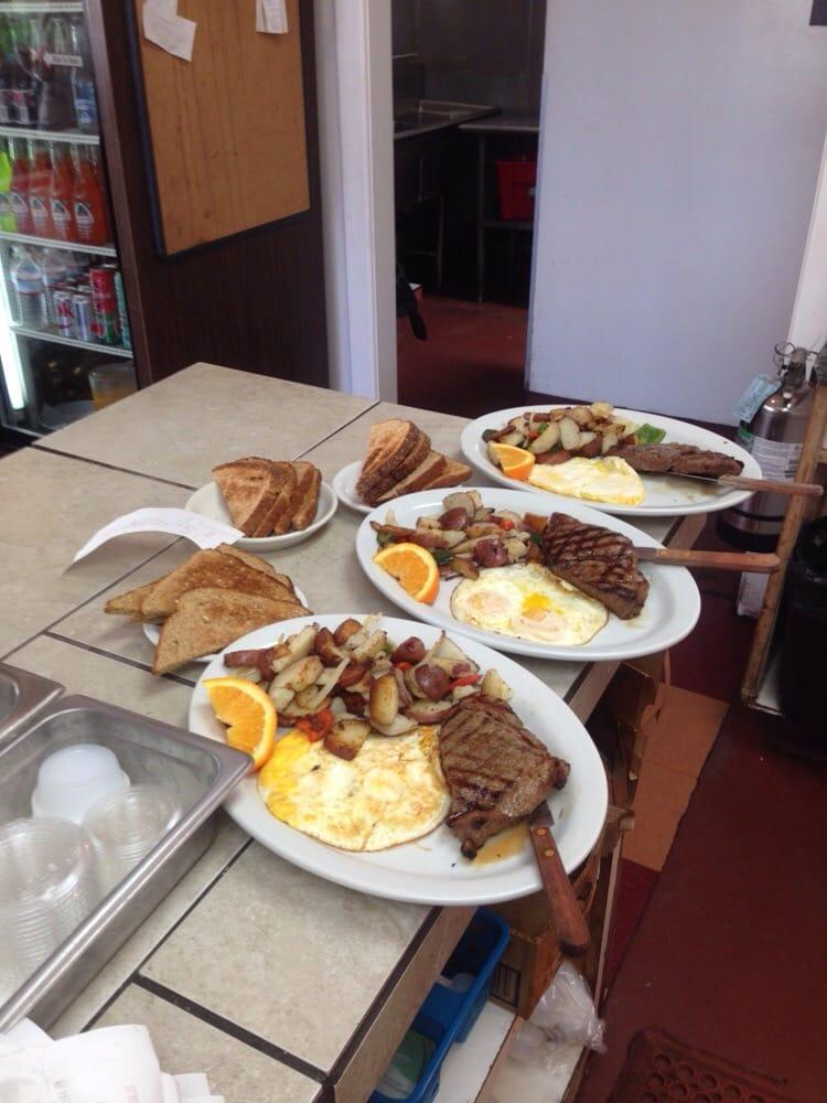 Mi Casa Cafe San Rafael Menu