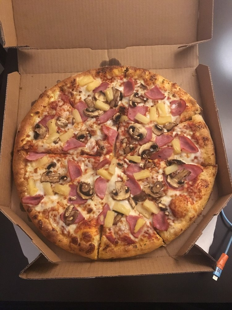 Domino's Pizza: 28 Cardinal Way, Parachute, CO