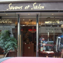Saveurs et salons restaurants 3 rue castellane saint for Salon saveurs paris
