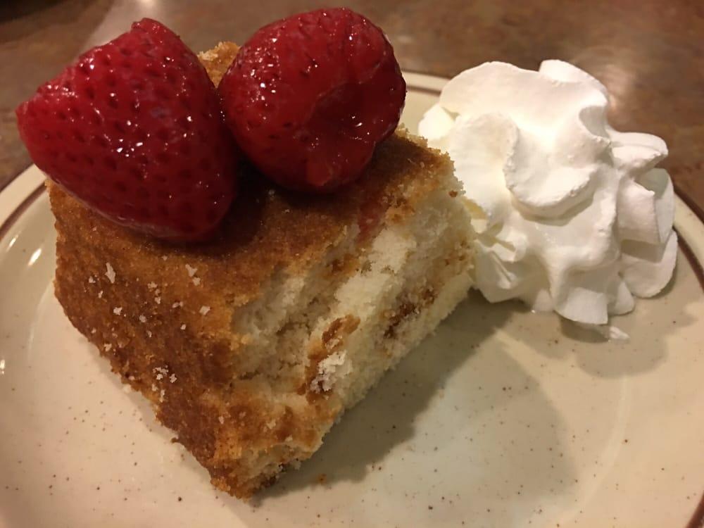 Strawberry shortcake - Yelp