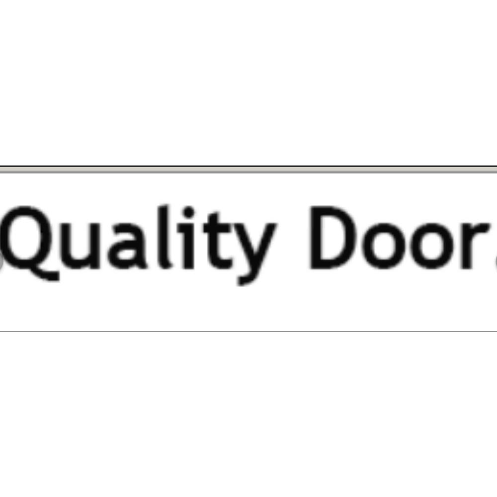 Quality Door Garage Door Services 05666 County Road 687 South