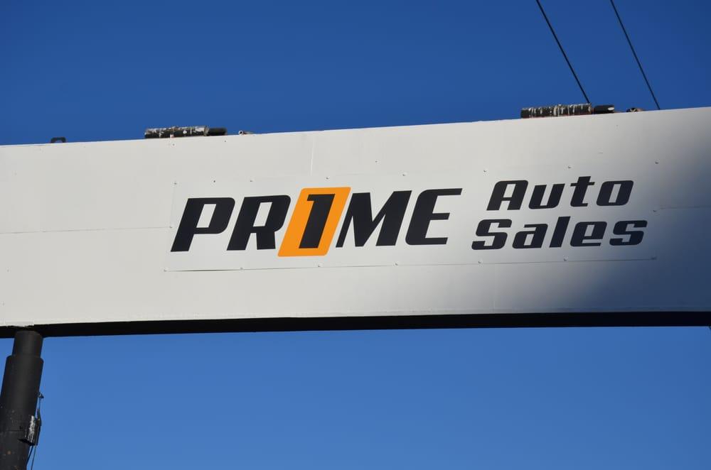 PR1ME Auto Sales