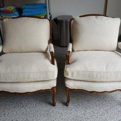 Photo Of Elegant Upholstery And Slipcovers Houston Tx United States