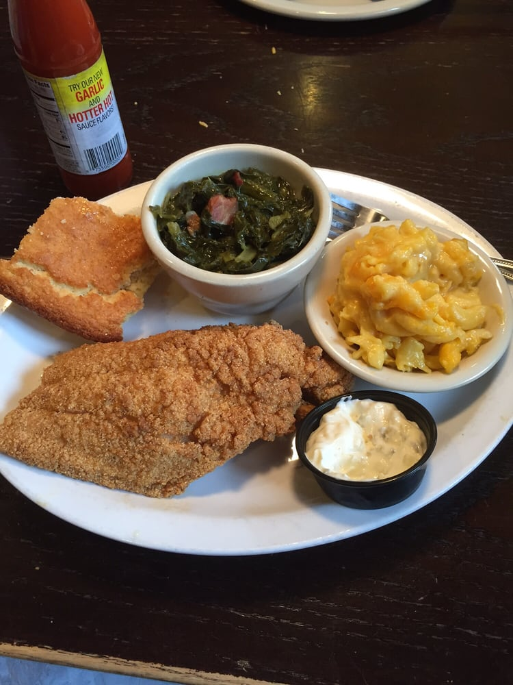 P O Of Folks Southern Kitchen Marietta Ga United States 3 Course Meal