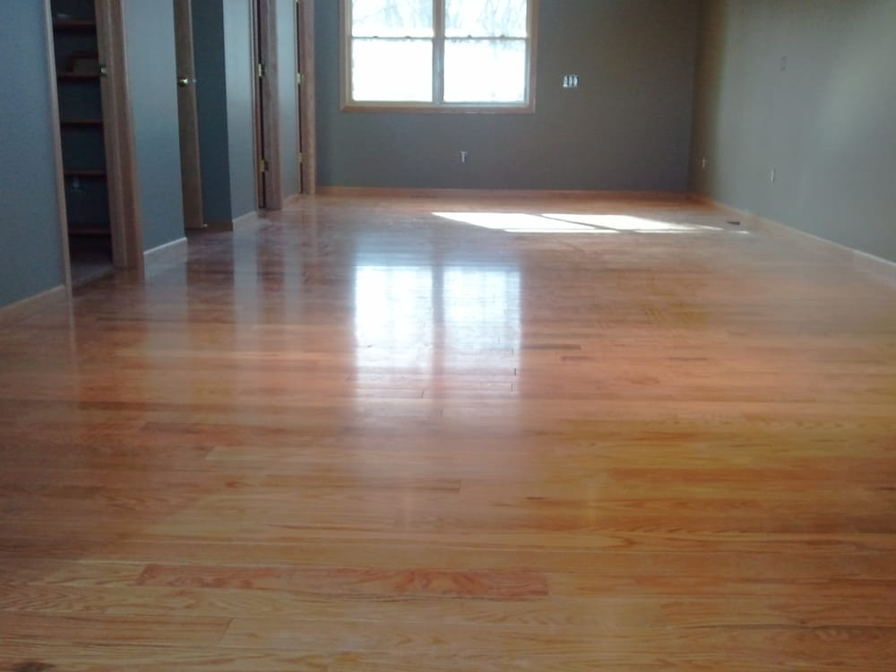 We install many different types of flooring including for Hardwood floor covering