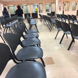 Photo Of Social Security Office   Brooklyn, NY, United States. Waiting Area  With