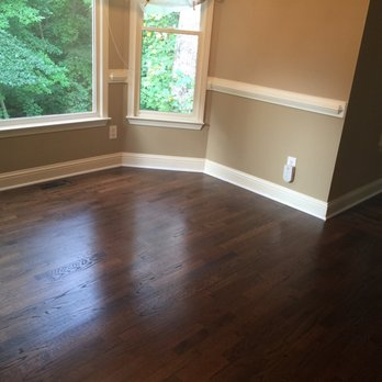 Photo Of Romex Hardwood Floors   Marietta, GA, United States. Breakfast Area