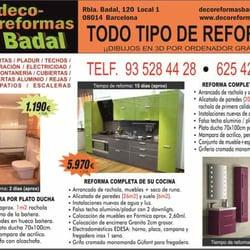 furniture store newspaper ads. Photo Of Deco-Reformas Badal - Barcelona, Spain. Ofertas De Reformas Furniture Store Newspaper Ads