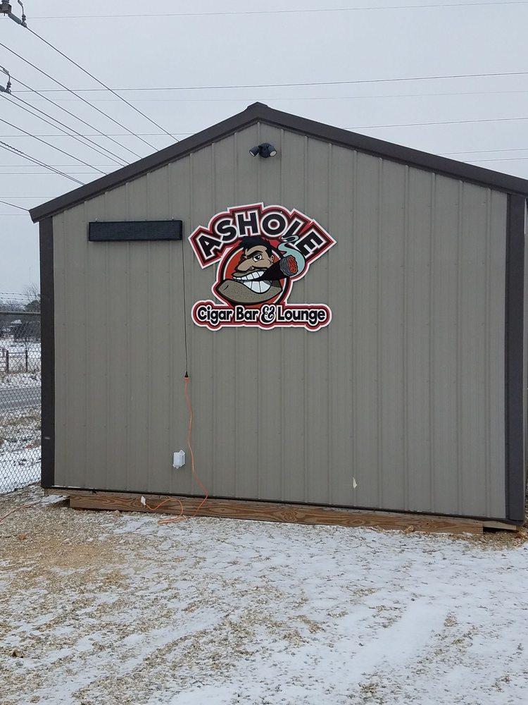 Ashole Whiskey and Cigar Bar: 652 MO-7, Camdenton, MO