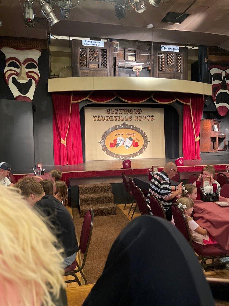 Social Spots from Glenwood Vaudeville Revue