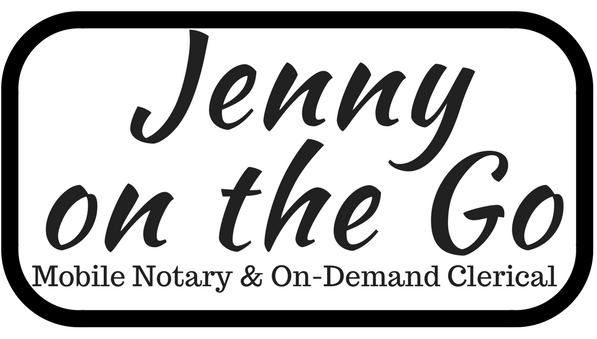Jenny On The Go: Hope Mills, NC