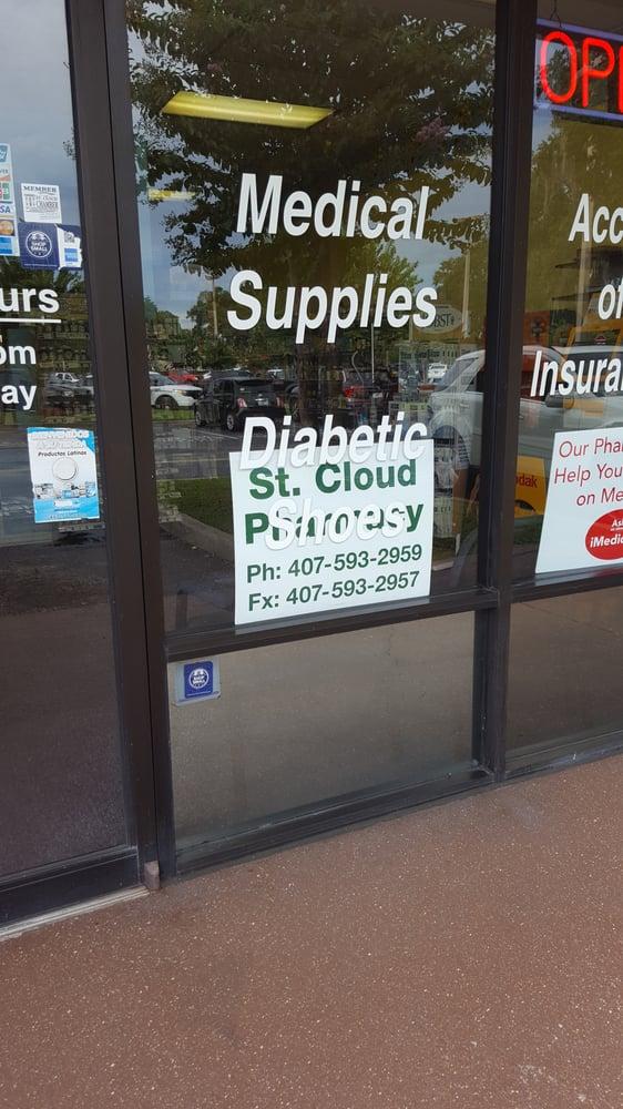 St  Cloud Pharmacy - Drugstores - 2801 13th St, Saint Cloud, FL