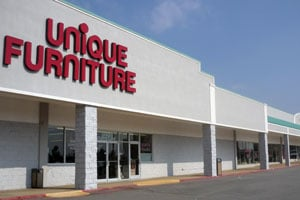 Unique Furniture: 638 W Main St, Jacksonville, AR