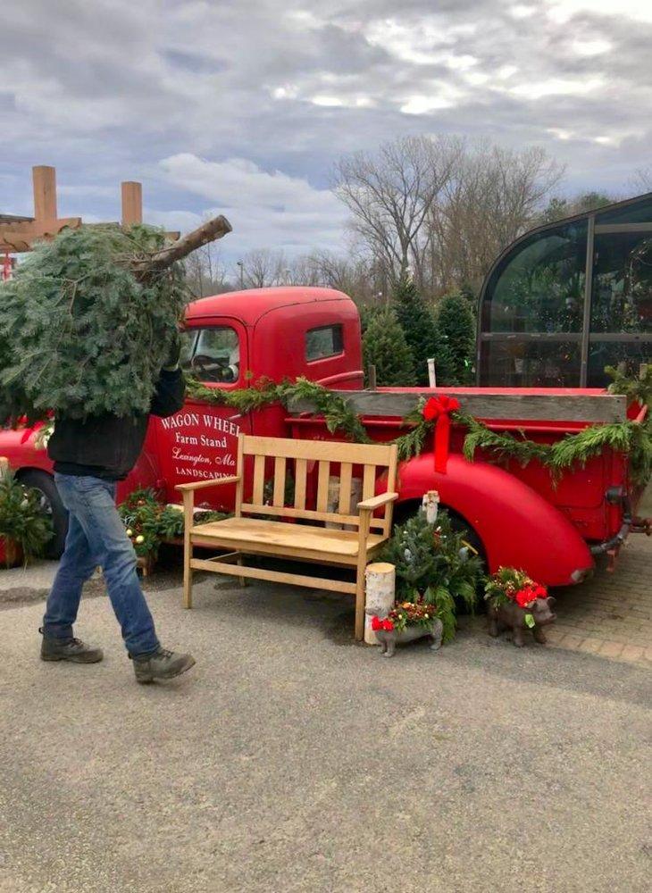 Wagon Wheel: 927 Waltham St, Lexington, MA