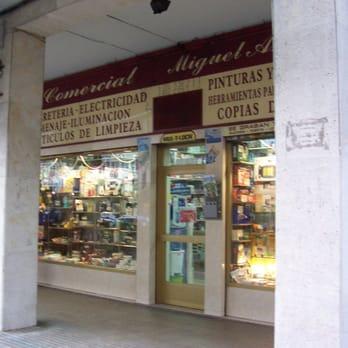 Comercial miguel ngel portillo ferreter as avenida de for Ferreteria barrio salamanca