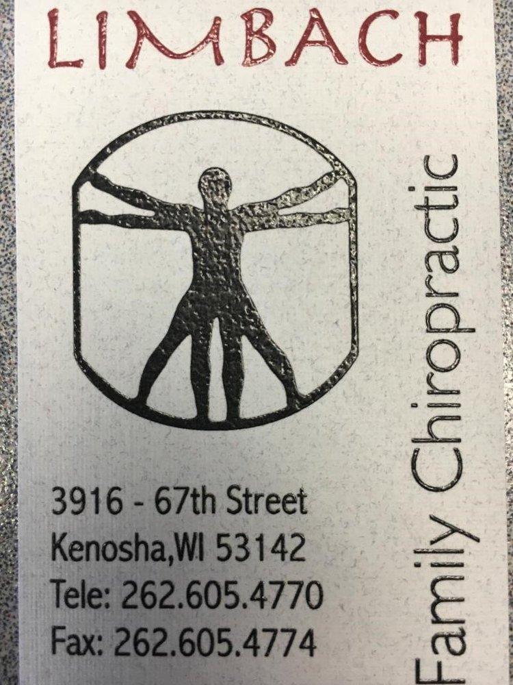 Limbach Family Chiropractic: 3916 67th St, Kenosha, WI