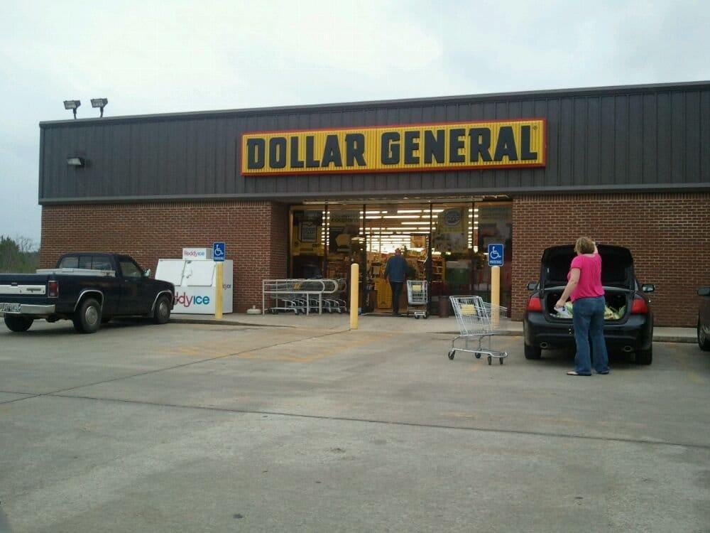 Dollar General: 9650 S Main St, Brantley, AL