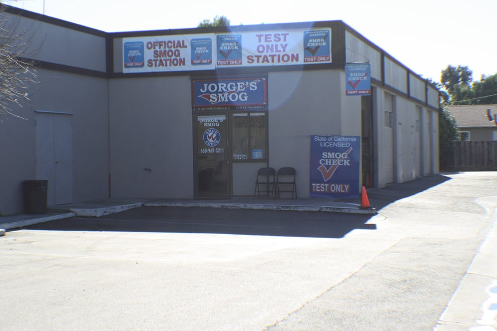 Jorge S Smog Test Only Station 64 Reviews Motor Vehicle Inspection Testing 740 Sierra