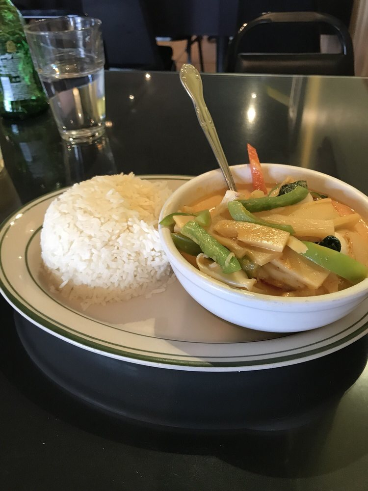 Thai Orchid Cafe - Main Street: 900 Main St, Klamath Falls, OR