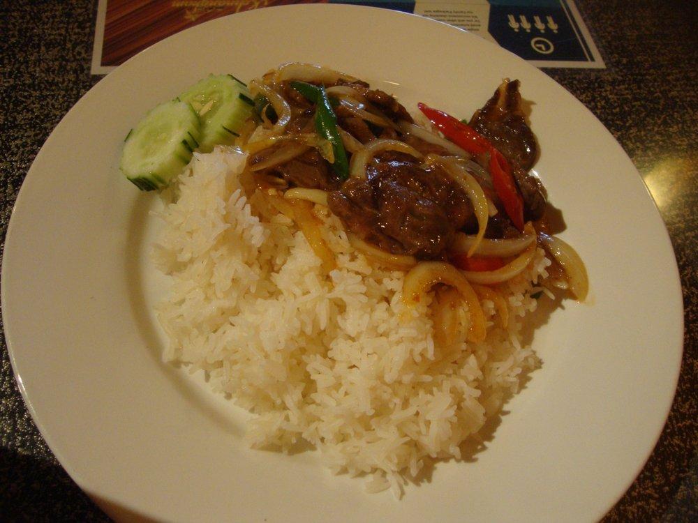 Koh nangkam thai 4 6 jalan kledek arab street for Arab cuisine singapore