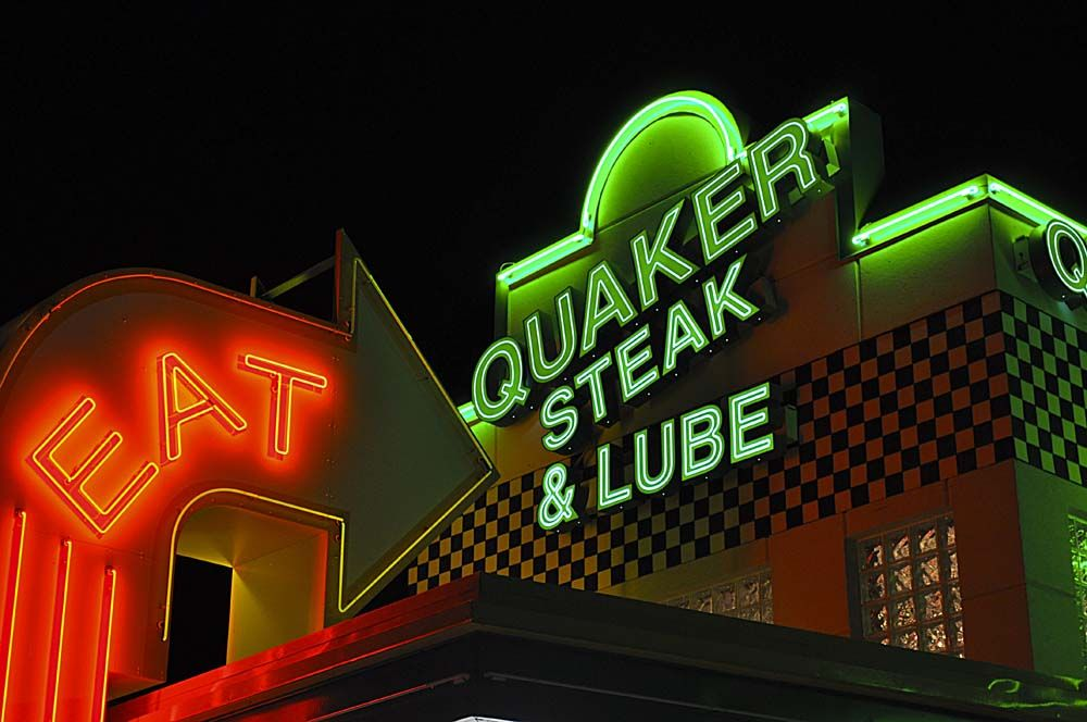 Photo of Quaker Steak & Lube: Greenville, SC