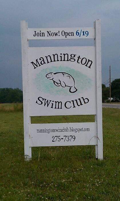 Mannington Swim Club: 422 Welchville Rd, Salem, NJ