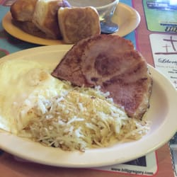 Photo Of J Restaurant Alma Ar United States Ham Steak