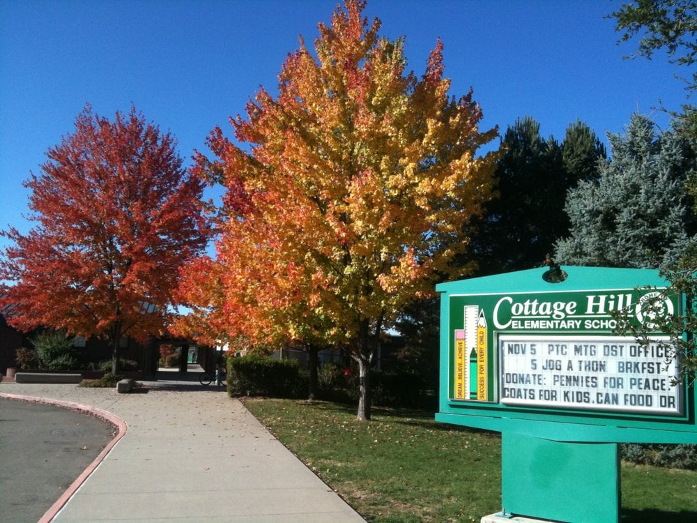 Cottage Hill School: 22600 Kingston Ln, Grass Valley, CA
