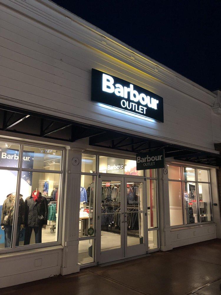 Barbour Merrimack Outlet: 80 Premium Outlets Blvd, Merrimack, NH