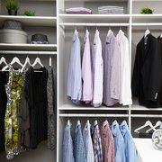 Perfect Shoe Storage Photo Of Ridgewood Closets   Saddle Brook, NJ, United States.  Menu0027s Closet ...