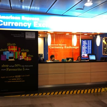 Photo Of American Express Foreign Exchange Singapore