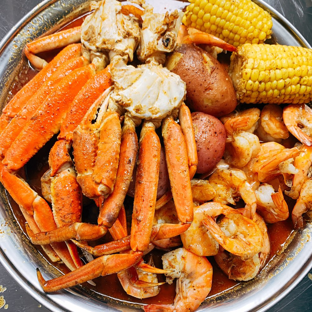 Juicy Seafood: 801 Campbell Ln, Bowling Green, KY