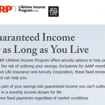 New York Life Aarp >> Certified To Offer Aarp Members Aarp Life Long Term Care