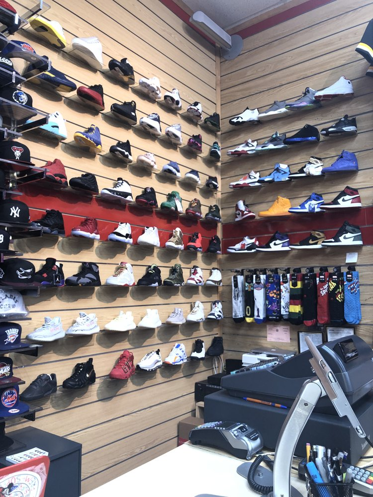 FCS Sneakers: 252-18 Rockaway Blvd, Rosedale, NY