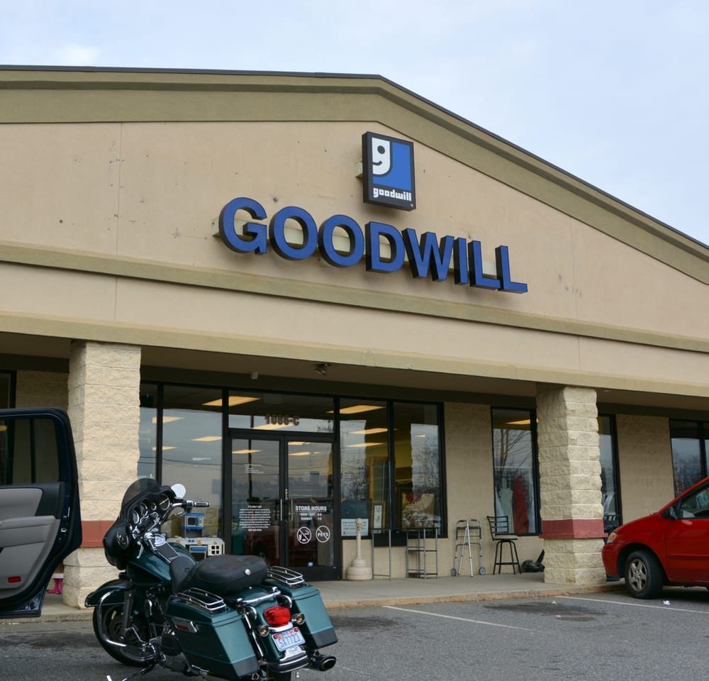 Goodwill Mooresville: 1086 River Hwy, Mooresville, NC